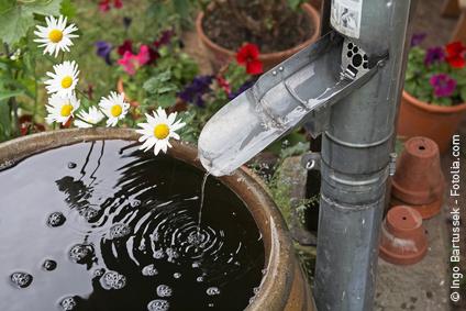 Regenwassergewinnung