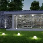 Aussenleuchten und Steckdosen im Garten: wie wird der Strom richtig verlegt?