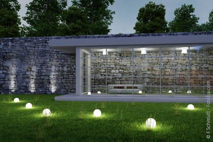 Aussenleuchten Steckdosen Im Garten Kull Design Blog