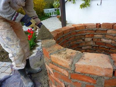 brunnenbecken selber bauen – proxyagent, Gartenarbeit ideen