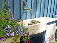 Gartenbrunnen Toskana Style