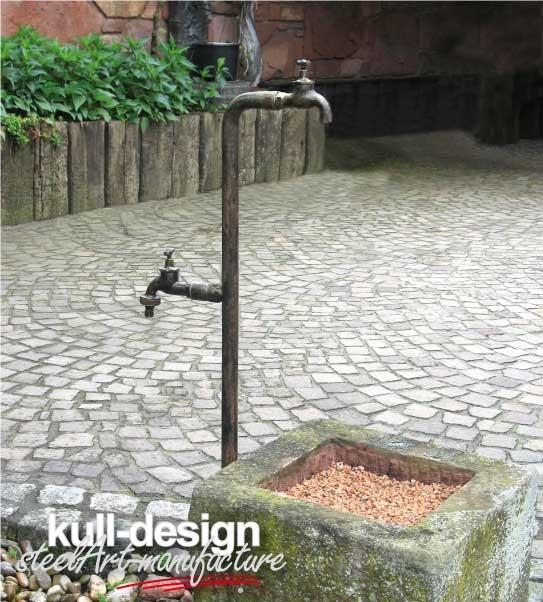 brunnen garten design – proxyagent, Garten und Bauten