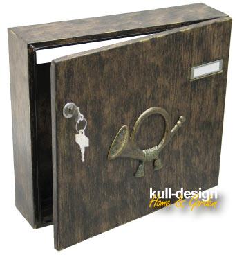 Briefkasten für Türen und Tore