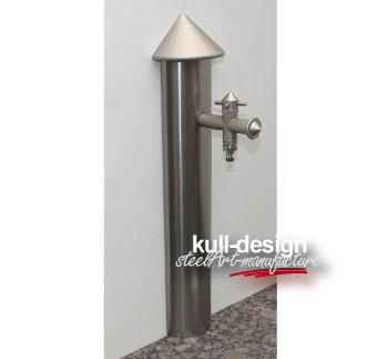 Designer-Blende für Wasserhähne