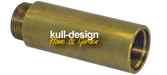 specialist for design products made of stainless steel; specialized in products made of brass