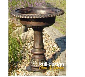 Brunnenschale groß für Gartenbrunnen