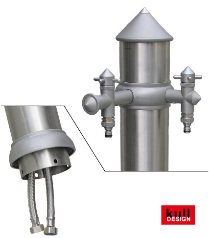specialist for garden fountains- taps and further products for home and garden