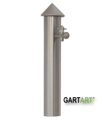 GART-ART-Wasserzapfstelle aus Edelstahl