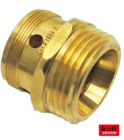 Hose Connector backflow protection, certified