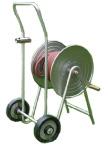 Schlauchwagen Chromstahl Golfplatz Caddy