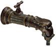Gartenwasserhahn, Außenventil,  Nostalgisch
