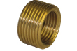 brass Threaded transition ½ to ¾ inch