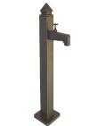 gartenbrunnen gartenwasserhahn designbrunnen
