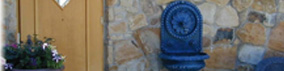 Wandbrunnen Löwenfuß