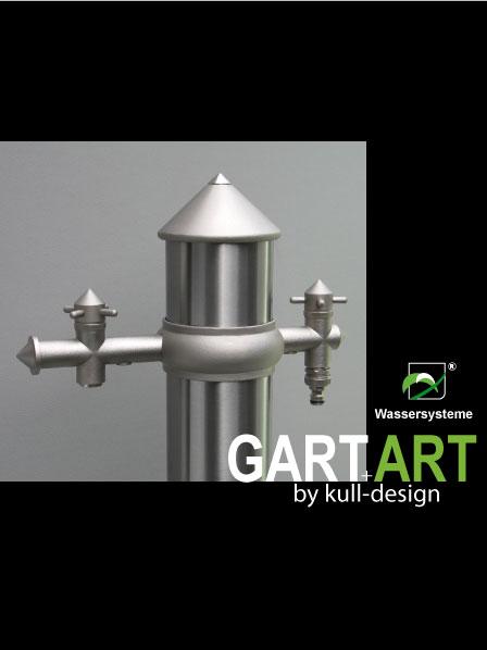 Gart+Art® watering stainlees steel